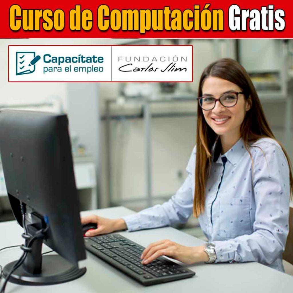 Curso gratuito de computación básica