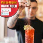 Curso gratis para ser bartender