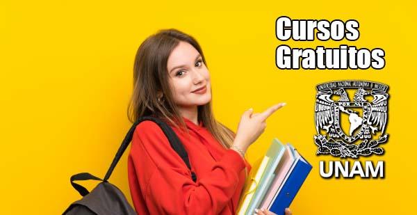 45 cursos gratuitos disponibles en la UNAM