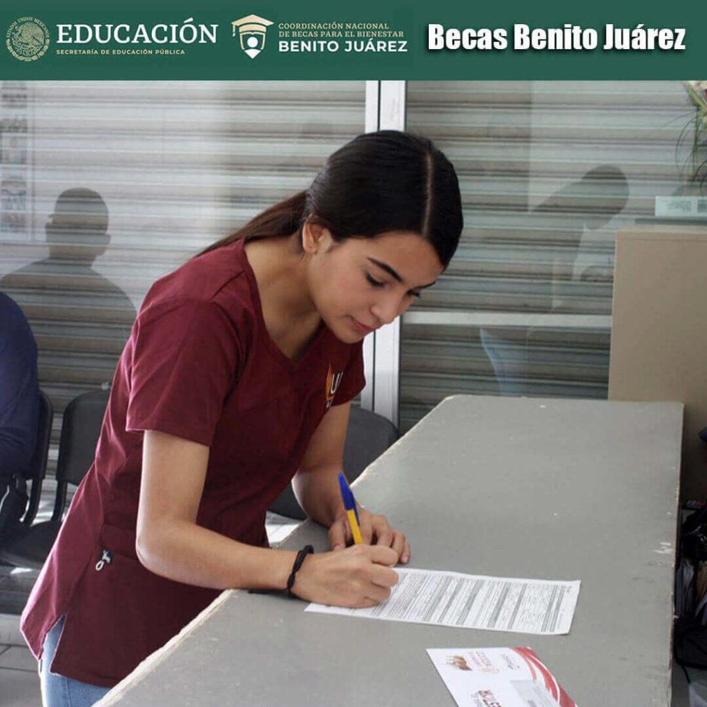 Inicia El Registro Para Beca Benito Juárez